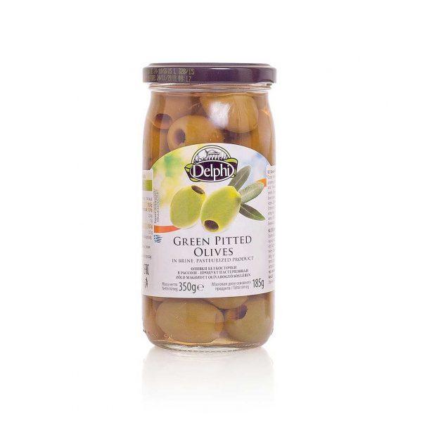 Оливки без косточки в рассоле 350г