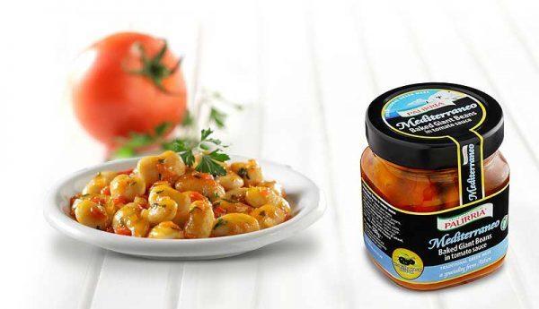 Фасоль печеная в томатном соусе 280г