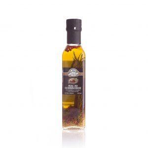 Масло оливковое Extra virgin с травами 250г