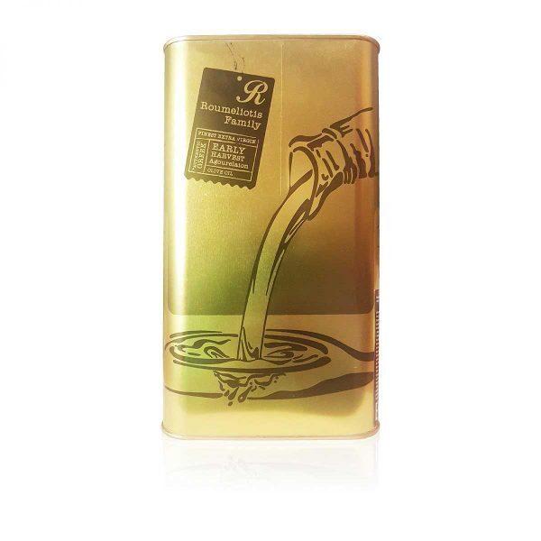 Масло оливковое Extra Virgin раннего сбора 3 л