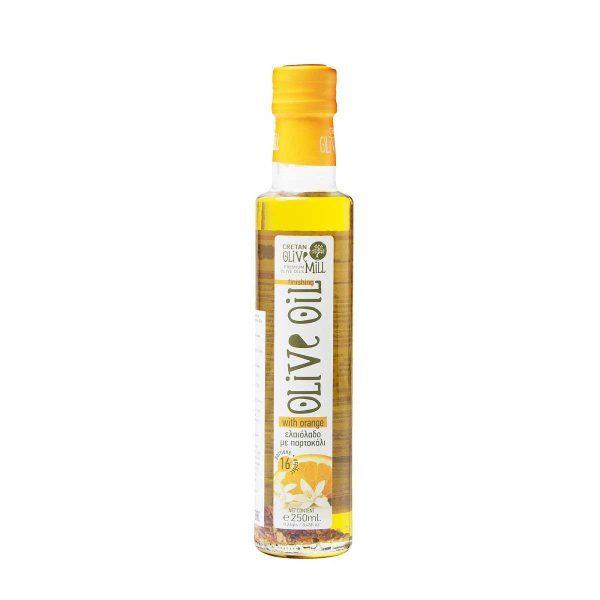 Оливковое масло с апельсином