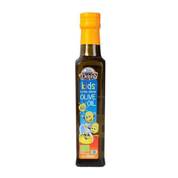 Масло оливковое Extra Virgin БИО KIDS 250г