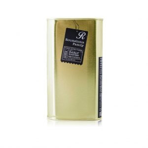 81.0074Масло оливковое Extra Virgin раннего сбора Агурелео 1л