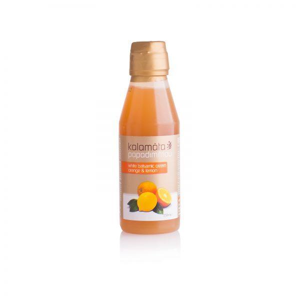 Соус Бальзамический с апельсином и лимоном