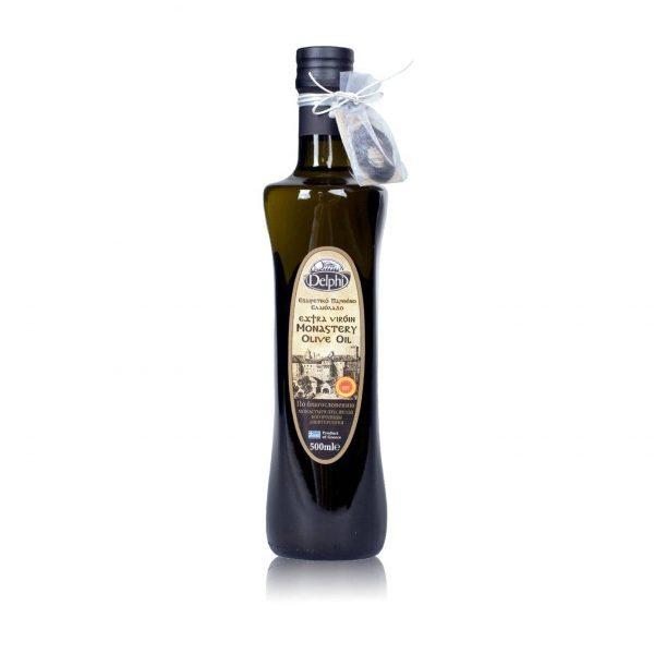 81.0051,1Масло-оливкове-монастырское-0.5л