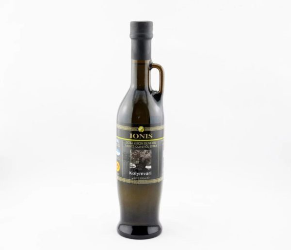 Оливковое масло extra virgin Колимвари 500г
