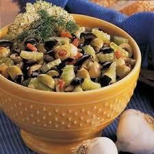 Салат из оливочек