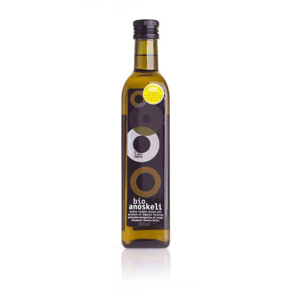 Olive oil extra virgin bio 0,5l