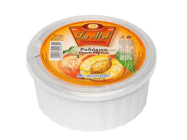 Джем персиковый La Mel 450гр