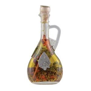 Масло оливковое extra virgin с травами и специями Tzoulia 250гр