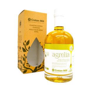 Масло оливковое Extra Virgin AGRELIA PRESENT 500гр
